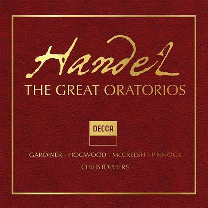 Divers - The Great Oratorios (41 CDs)