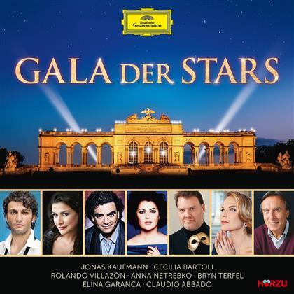 Jonas Kaufmann, Cecilia Bartoli, Rolando Villazon, Anna Netrebko, Bryn Terfel, … - Gala Der Stars (2 CDs)