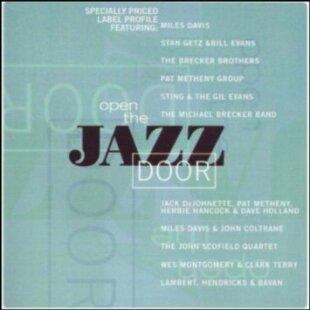 Open The Jazzdoor
