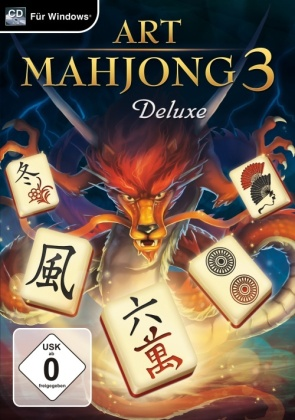 Art Mahjong 3 - Deluxe