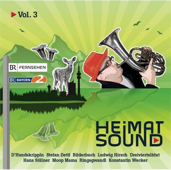BR-Heimatsound - Vol. 3 (2 CDs)