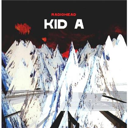 Radiohead - Kid A (XL Recordings, Reissue, 2 LPs)