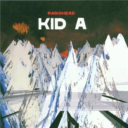 Radiohead - Kid A (XL Recordings, Reissue)