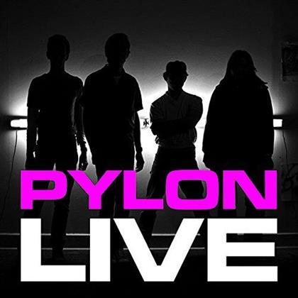 Pylon - Pylon Live (LP)