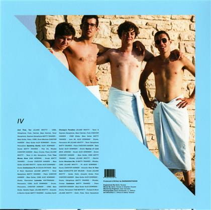 BadBadNotGood - IV - Gatefold (2 LPs + Digital Copy)