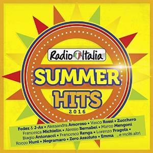 Radio Italia Summer Hits - Various 2016 (2 CDs)