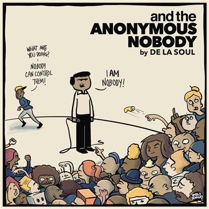 De La Soul - And The Anonymous Nobody (2 LPs)