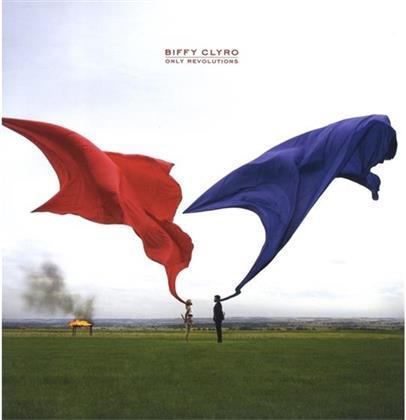 Biffy Clyro - Only Revolutions (LP)