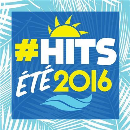 Hits Été 2016 (2 CDs)