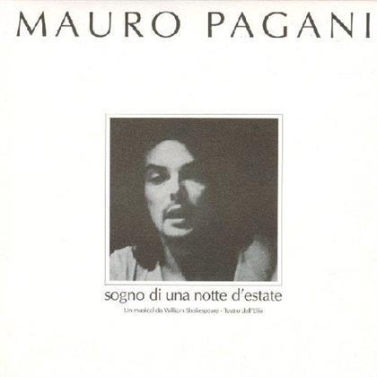 Mauro Pagani - Sogno Di Una D'Estate - OST (CD)