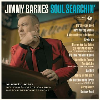Jimmy Barnes - Soul Searchin (Deluxe Edition, 2 CD)
