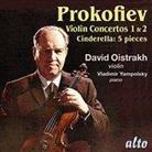 Serge Prokofieff (1891-1953) - Violin Concertos 1 & 2