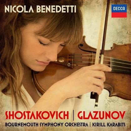Dimitri Schostakowitsch (1906-1975), Alexander Konstantinowitsch Glasunow (1865-1936) & Nicola Benedetti - Violin Concerto No.1