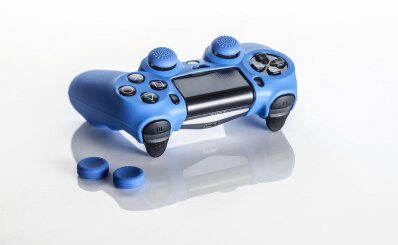 PRIF Controller Kit Cover & Thumb Grips for PS4