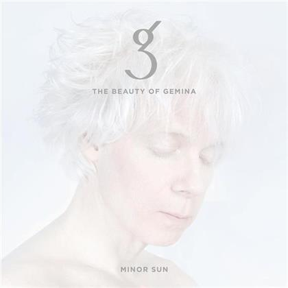 The Beauty Of Gemina - Minor Sun - Digipack/16-seitiges Booklet