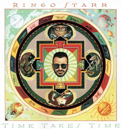 Ringo Starr - Time Takes Time - Limited Edition, Gatefold, Friday Music (Red Transparent Vinyl, LP)