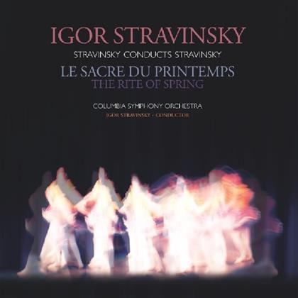 Columbia Symphony Orchestra, Igor Strawinsky (1882-1971) & Igor Strawinsky (1882-1971) - Sacre Du Primtemps (LP)