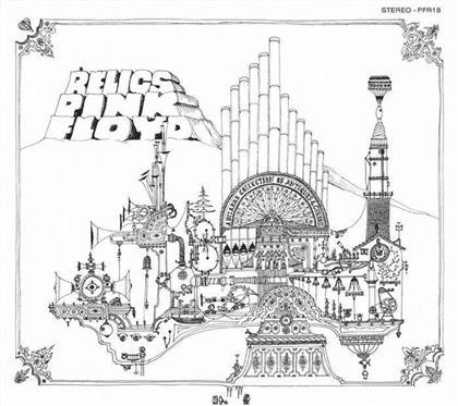 Pink Floyd - Relics - Digipack, Rerelease, New Artwork