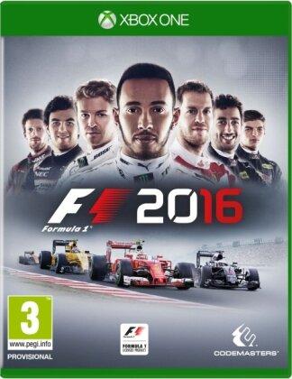 F1 2016 (Édition Limitée)