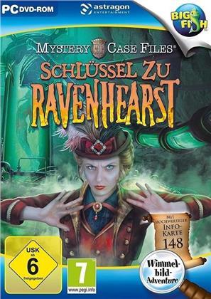 Mystery Case Files - Schlüssel zu Ravenhearst