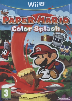 Wii U Paper Mario - Color Splash