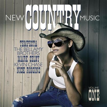 New Country Music - Vol. 1 (2 CDs)
