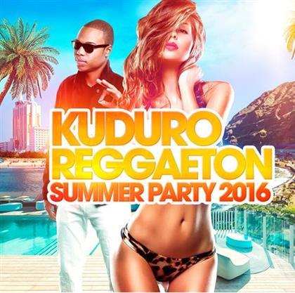 Kuduro Reggaeton Summer Party 2016 - Various (3 CDs)