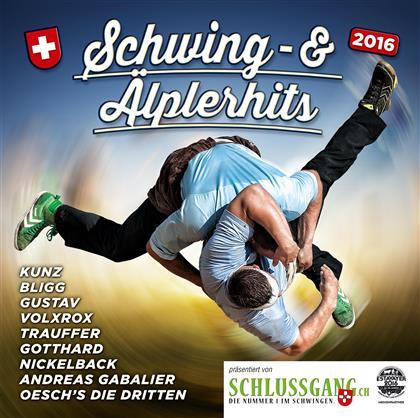 Schwing- Und Älplerhits 2016 (2 CDs)