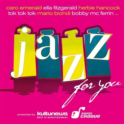 Jazz For You - Various 2016 (2 CDs)