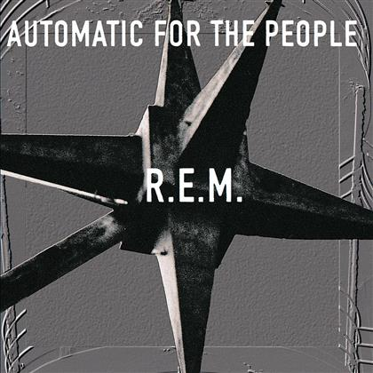 R.E.M. - Automatic For The People - Re-Release