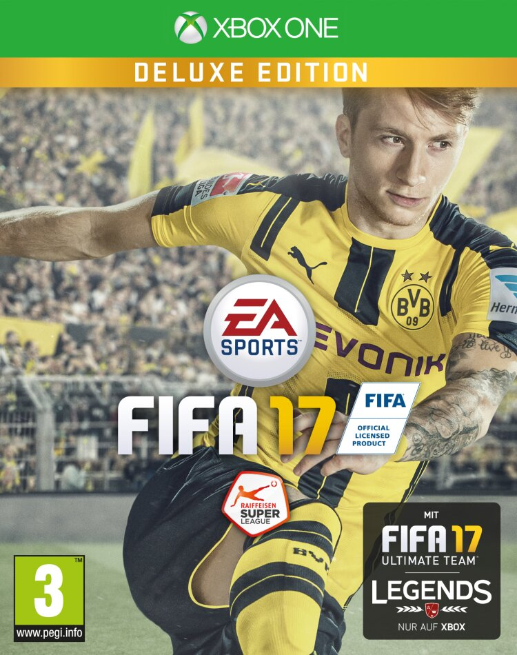 FIFA 17 (Deluxe Edition)