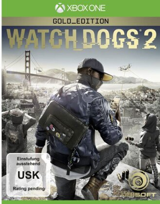 Watch Dogs 2 (Gold Édition)