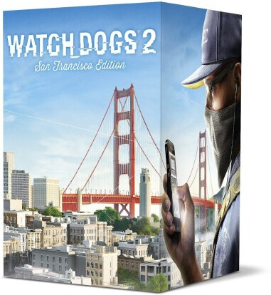 Watch Dogs 2 (San Francisco Edition)