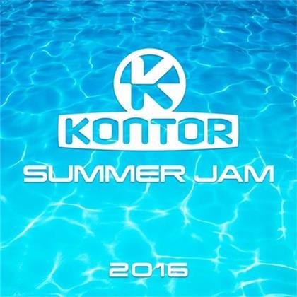 Kontor Summer Jam - Various 2016 (3 CDs)