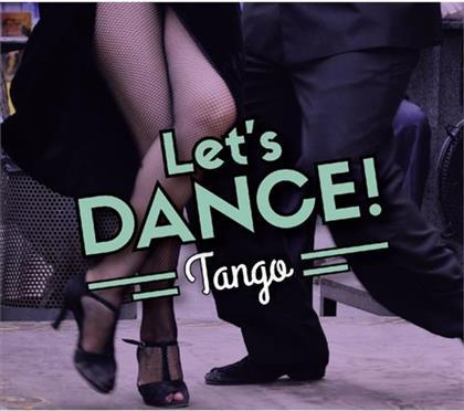 Let's Dance - Tango (3 CDs)