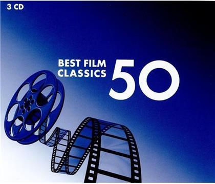 Divers - 50 Best Film Classics (3 CDs)