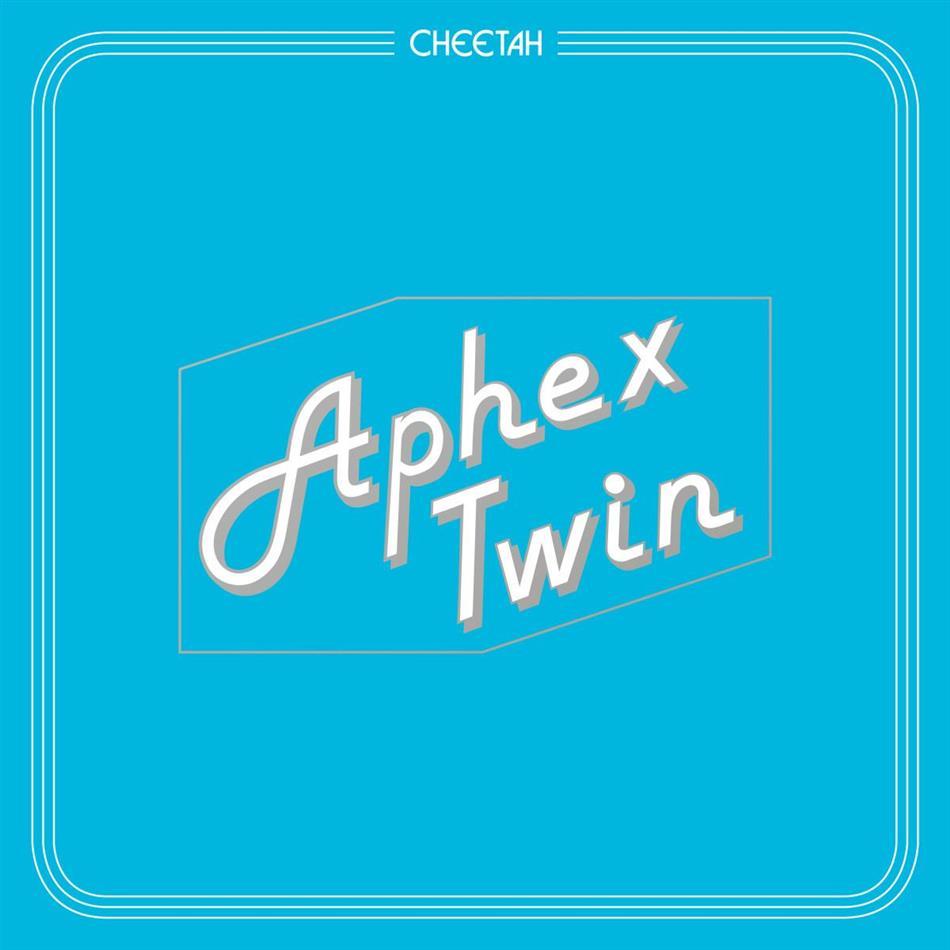 Aphex Twin - Cheetah EP (2 Audiokassetten)