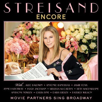 Barbra Streisand - Encore: Movie Partners Sing Broadway (LP)