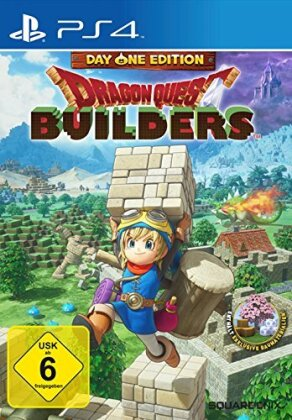Dragon Quest Builders (German Day One Edition)