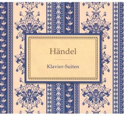 Georg Friedrich Händel (1685-1759) - Klaviersuiten