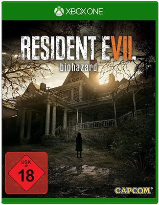 Resident Evil 7 Biohazard - (Deutsche Version)