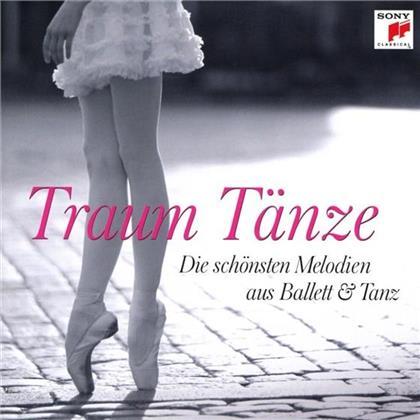 Divers - Traumtänze - Die Schönsten Melodien Aus Ballett Un