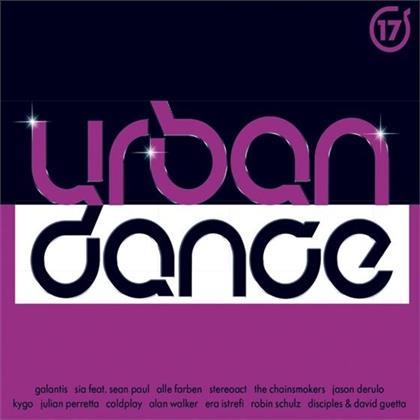 Urban Dance - Vol. 17 (3 CDs)