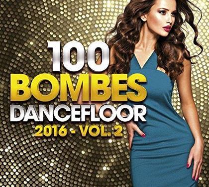 100 Bombes Dancefloor - 2016 Vol. 2 (5 CDs)