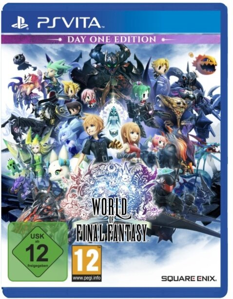World of Final Fantasy (Day One Edition)