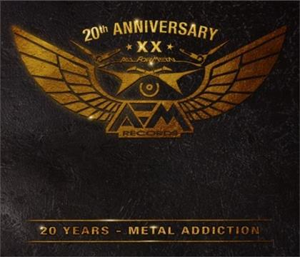 20 Years-Metal Addiction (3 CDs)
