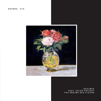 "Soulwax & Chloe Sevigny - Heaven Scent (12"" Maxi)"