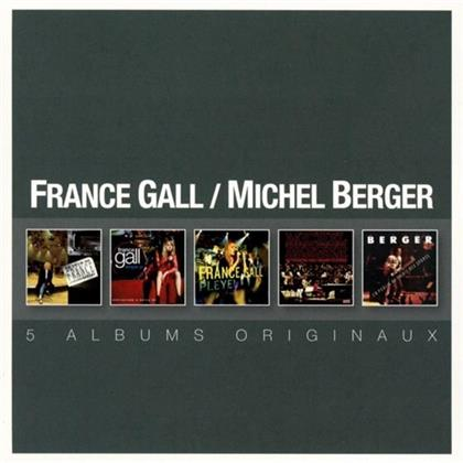 Michel Berger & France Gall - Coffret (5 CDs)