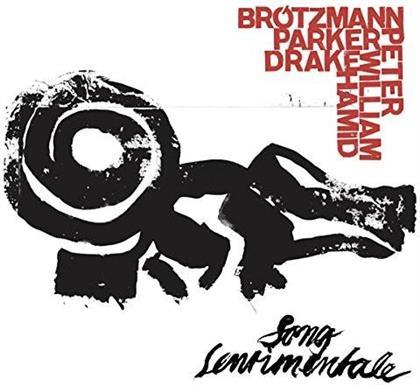 Brotzmann, Parker & Drake - Song Sentimentale (LP)