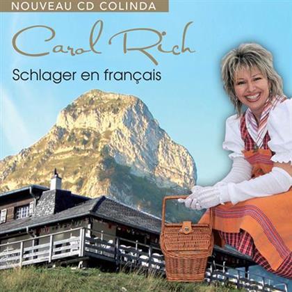 Carol Rich - Schlager en Français